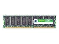 Corsair VS1GB333Value Select 1GB (1x 1GB) DDR 333MHz CL2.5184Pin DIMM Desktop Arbeitsspeicher DDR 400Mhz 512MB (1x512MB) - 512 Mb Ddr Desktop