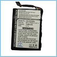 Batteria GPS Navman S30. S50, S70, S80, S90, S90i , Li-ion, 1250 mAh