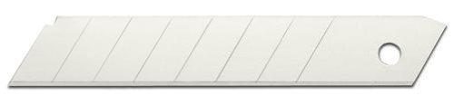 SBS lot de 100 lames sécables cutterklingen largeur 18 mm, épaisseur : 0,4 mm