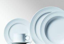 Jeverland Weiß Schüssel 3, rund, 17cm Ø