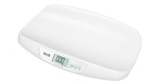 Tanita BD 590 Bilancia pesa neonati digitale