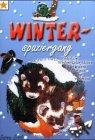 Winterspaziergang: Winterliche Window-Color-Motive, die bei trübem Wetter gute Laune verbreiten