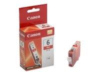 Canon BCI-6R Cartouche d'encre d'origine Rouge