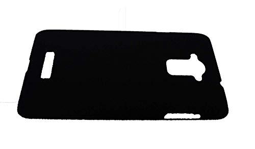 Premsons Coolpad Note 3 Rubberised Matte Hard Pc Back Cover Case (Black)