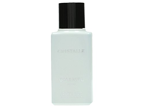 Chanel Gel Parfüm (Chanel Cristalle femme/woman, Showergel 200 ml, 1er Pack (1 x 200 ml))