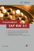 Praxishandbuch SAP BW 3.1: Datenbeschaffung, Datenmodellierung und Reporting einfach meistern - mit Musterlösungen für Query Designer, Web Application Designer und SAP BW Web Cockpit (SAP PRESS) Buch-Cover