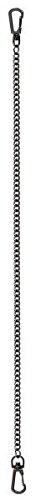 Haller chaîne noir, longueur 45 cm