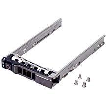 New 6,3cm SAS Festplatte Tray Caddy für Dell Poweredge R410T410R510R610R620T610R710R720T710PowerVault md1420md3420Serie, kompatible Teilenummer: KG7NR 8fkxc 08fkxc G176J -