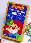 Scout Lernspiele (Spiele), Kannst Du das ABC? (Spiel)