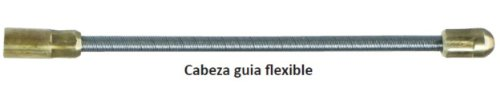 Foto de Anguila - Cabeza guia flexible 6mm m5