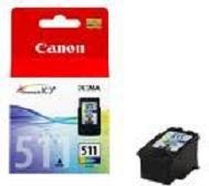 Preisvergleich Produktbild 1 ORIGINAL CANON Druckerpatronen Color Colour CL511(dreifarbig) !!! Für folgende Canon Geräte : Canon MP 240, MP 250, MP 260, MP 270, MP 480, MP 490, MX 320, MX 330