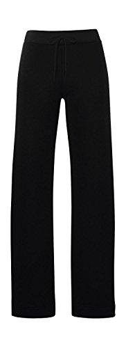 Lady Fit Jog Pants | Damen Jogginghose Farbe schwarz Größe XL