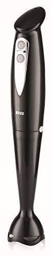 BOSS Rapid Portable Blender, Standard Size (B122, Black)