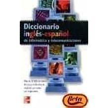 Diccionario ingles-español de informatica y telecomunicaciones