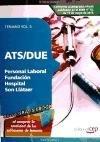 ATS/DUE Personal Laboral Fundación Hospital Son Llàtzer. Temario Vol. II. (Colección 1514) por VV.AA.