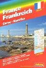Straßenatlas Frankreich, Korsika 2005-1 : 250 000