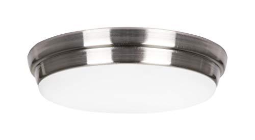 Deckenventilator ECO PLANO II 2761 EP-LED/Chrom gebürstet