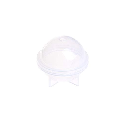 Ode_joy monili sferici stereo della muffa del silicone che fanno i mestieri decorazione resina delle palle di diy fai da te cristallo epoxy palla muffa- per sospensione branelli fa il mestiere fai