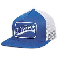 Emerica Kappe Still Rollin Trucker Cap blue