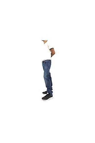 Jacob Cohen ,J622 Comf, Style 622, Jeans Scuro Uomo,96% Cotone 3% Poliestere 1% Elastan (33)