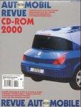 Automobil Revue 2000. CD- ROM für Windows 95/ MacOS 8.x