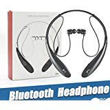 Bluetooth Headphones, Truck Driver Bluetooth Headset, Wireless Magnetic Neckband Earphones, V4.0 Noise Cancelling