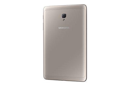 Samsung Galaxy Tab A 2017 SM-T385NZDAINS Tablet (8 inch, 16GB, Wi-Fi + 4G LTE + Voice Calling), Gold