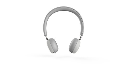 Libratone LP0030000EU5001 Q Adapt drahtloser Active Noice Cancelling On-Ear Kopfhörer (Bluetooth, 4-stufiges ANC, Touchbedienung) cloudy weiß - 2
