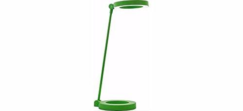 LED Tischleuchte, Schreibtischlampe, 205387, 1 x 4.5W 260lm, mit Touch-Dimmer, grün