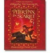 Peter Pan in Scarlet (Hardback)