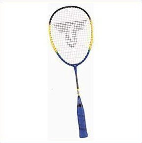 new-talbot-torro-bisi-junior-badminton-starter-steel-shaft-aluminium-head-racket