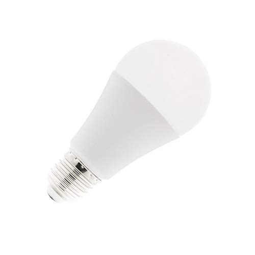 Bombilla LED E27 A60 12W Blanco Frío 6000K-6500K efectoLED