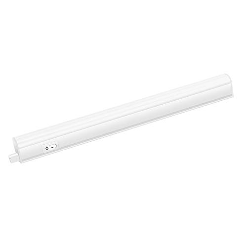 Solo Lampara LED 5W Longitud 313MM Luz Blanca Neutra 4000K, Cable Alimentación...