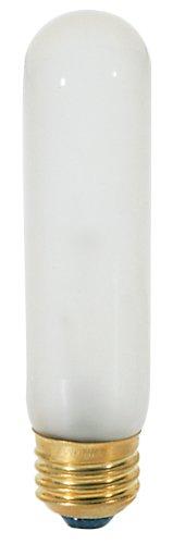 Frosted Satco-glühlampe (Satco 03703–40t10/F S3703Frosted Röhrenförmige Bild Leuchtmittel)