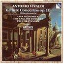 Vivaldi : 6 Flute Concertos Op. 10