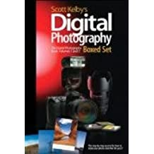 Scott Kelby's Digital Photography Boxed Set, Volumes 1 and 2 (Includes The Digital Photography Book Volume 1 and The Digital Photography Book Volume ... 1 AND The Digital Photography Book Volume 2