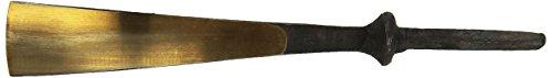 Stubai 501620 Couteau à sculpteur, Or/Noir, 20 mm