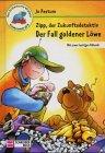 Zipp, der Zukunftsdetektiv, Der Fall goldener Löwe