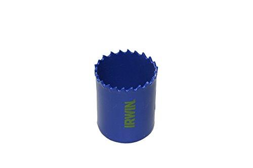 Irwin 10504178 Lame de scie Cloche-diametre 40mm, Bleu
