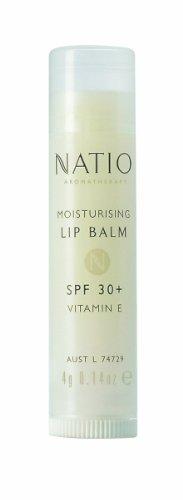Natio Aromatherapy Moisturising Lip Balm SPF 30+, 4g