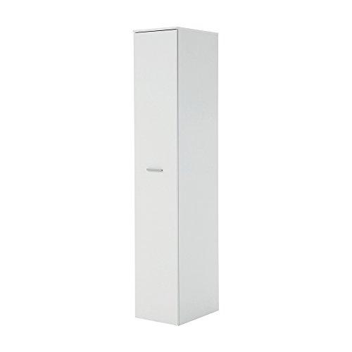 #FMD Möbel 929-001 Apothekerschrank Ronda 1, 35 x 190 x 50 cm, weiß#