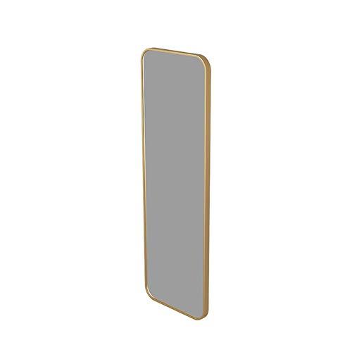 Espejos de parede Cuerpo Completo de diseño Moderno de Hierro Forjado Grande, Espejo Rectangular Simple...