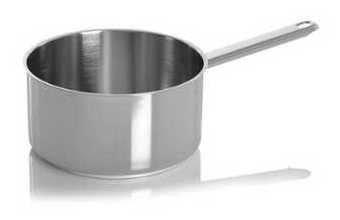 Demeyere Saucepan 20 cm Single Pan - Frying pans (Single Pan, Silver, Metal, 20 cm)