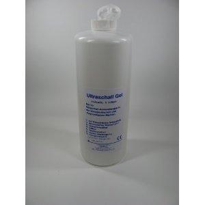 homecare Carmesin Ultraschall Kontakt Gel 3 x 1000ml Flasche für AB Gymnic,medizinisch,Ultraschall Gel,Kontakt Gel,Leit Gel