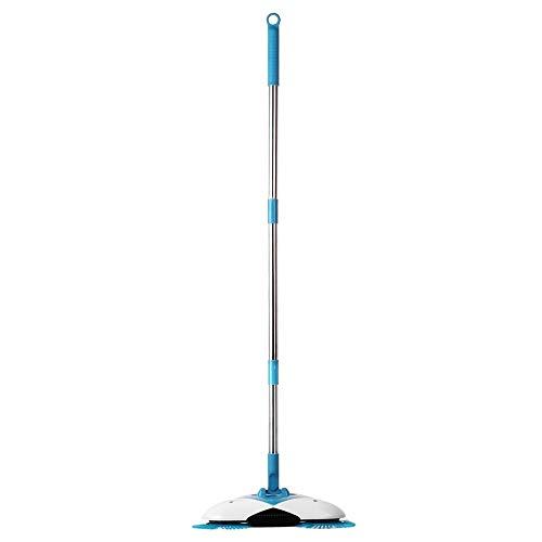 ZJDD Besen Tragbare Kehrmaschine Push Typ Magic Spin Besen Kehrschaufel Hand Push Bodenkehrmaschine Haushaltsstaubsauger Reinigungsmaschine - 1046 Teppich