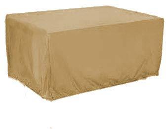 HBCOLLECTION Premium polyester telo di copertura per tavolo da esterno giardino 230cm