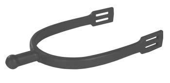 PFIFF Kunststoff-Tropfensporen, schwarz