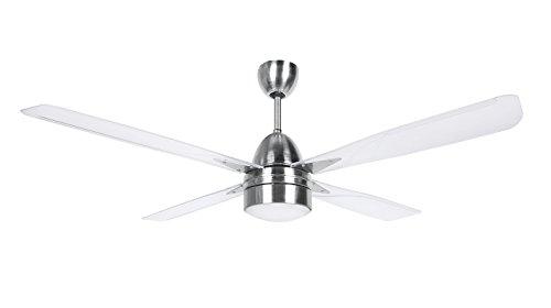 Orbegozo CP 71132 – Ventilador de techo con luz y mando a...