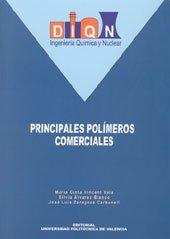 Descargar Libro Principales Polímeros Comerciales (Académica) de Silvia Álvarez Blanco
