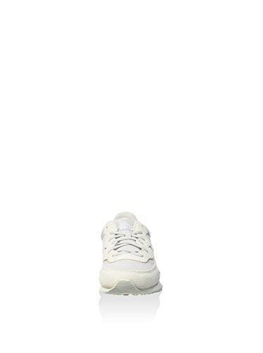 Converse  Auckland Racer Ox Txt/leather, Baskets pour homme gris/blanc